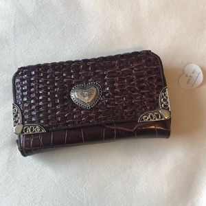 Handbags - NWT wallet with removable purse strap